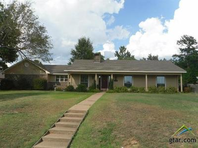 Upshur County Single Family Home For Sale: 103 Bob White Drive