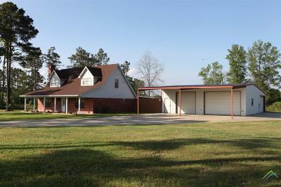 Upshur County Single Family Home For Sale: 9733 Gardenia