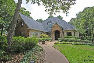 Tyler Single Family Home For Sale: 1960 Stonehill