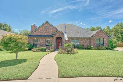 Tyler Single Family Home For Sale: 6005 Brynmar Court