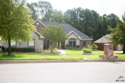 Tyler Single Family Home For Sale: 1777 Frostwood Drive