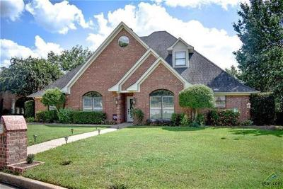 Tyler Single Family Home For Sale: 3417 Harwood Dr