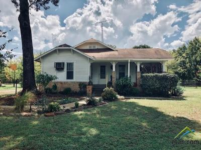 Ben Wheeler Single Family Home For Sale: 6661 State Highway 64