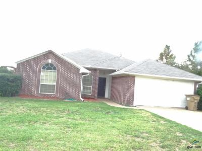 Flint Single Family Home For Sale: 20290 Bluegrass Circle