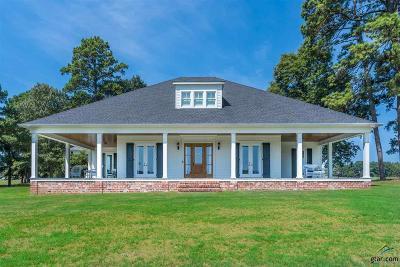 Upshur County Single Family Home For Sale: 1390 Poplar