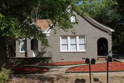 Longview Single Family Home For Sale: 120 S Sidney St