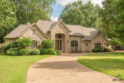 Tyler Single Family Home For Sale: 2209 Firestone Circle