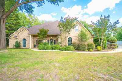 Longview Single Family Home For Sale: 18 Woodhaven