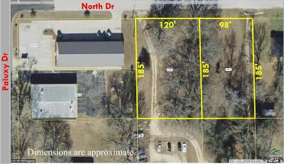 Tyler Commercial For Sale: 1911 & 1915 North Dr