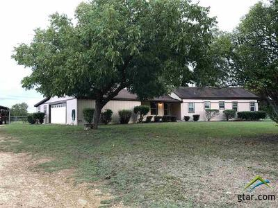 Upshur County Single Family Home For Sale: 5833 Fm 726