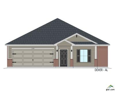 Tyler Single Family Home For Sale: 342 Omaha Ave