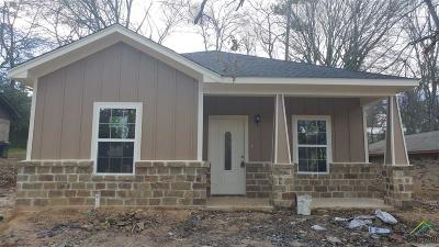 Tyler Single Family Home For Sale: 2314 Maplewood