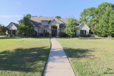 Tyler Single Family Home For Sale: 6066 Graemont