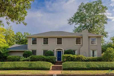 Tyler Single Family Home For Sale: 401 E 3rd