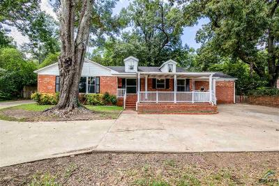 Tyler Single Family Home For Sale: 2735 Old Jacksonville Hwy