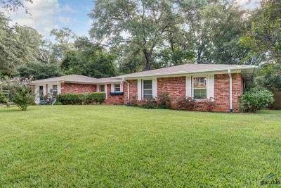 Tyler Single Family Home For Sale: 2910 Birdwell Dr