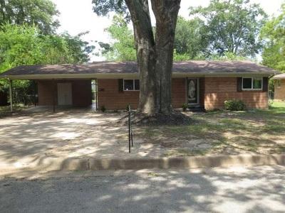 Tyler Single Family Home For Sale: 2340 Hunter