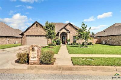 Tyler Single Family Home For Sale: 3527 Clarion Lane