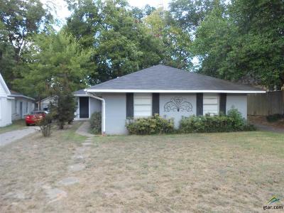Tyler Multi Family Home For Sale: 1912 Jarrel