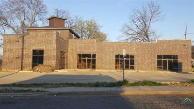 Tyler Commercial For Sale: 913 W Bow Street