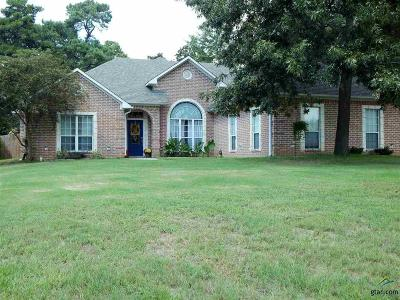 Flint Single Family Home For Sale: 21244 Dogwood Drive