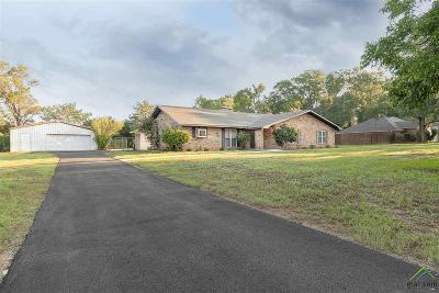 Whitehouse TX Single Family Home For Sale: $259,900
