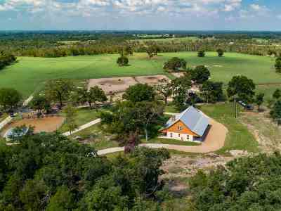 Canton Farm For Sale: 552 Vz County Road 2313