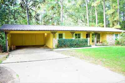 Nacogdoches TX Single Family Home For Sale: $129,000