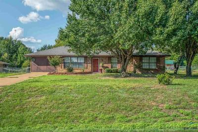 Jacksonville TX Single Family Home For Sale: $110,000