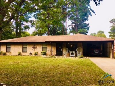 Rusk TX Single Family Home For Sale: $100,000