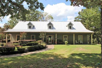Wood County Single Family Home For Sale: 237 County Road 1991