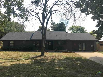 Tyler Single Family Home For Sale: 14553 Stone Creek