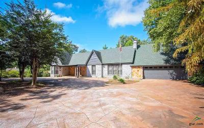 Tyler Single Family Home For Sale: 2519 Copeland Rd.