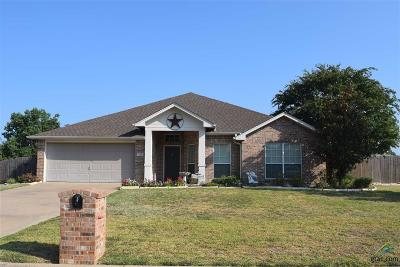 Lindale Single Family Home For Sale: 833 Greenwood Circle