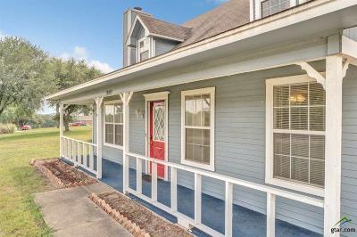 Tyler Single Family Home For Sale: 10402 Sundown