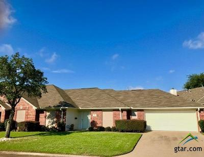 Tyler Condo/Townhouse For Sale: 5401 Hollytree Dr., #803