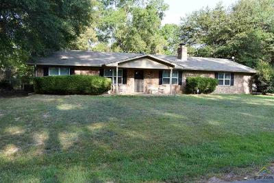 Upshur County Single Family Home For Sale: 152 Fran St.