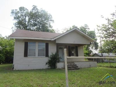 Tyler Single Family Home For Sale: 215 Horace Ave