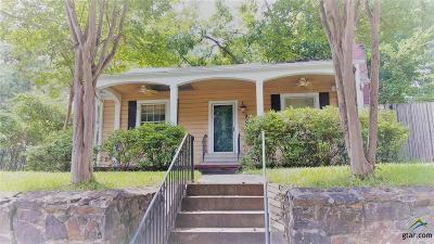 Tyler Single Family Home For Sale: 915 S Bois D Arc