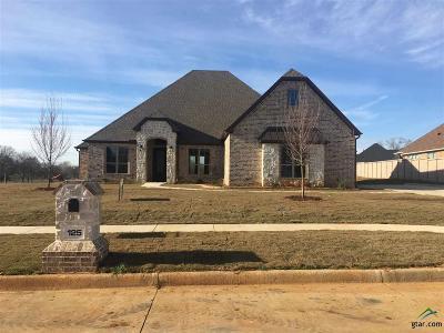 Bullard Single Family Home For Sale: 125 Heritage Way