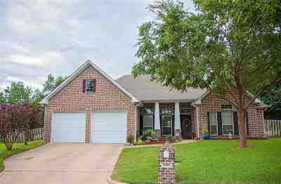 Tyler Single Family Home For Sale: 5402 Andover Dr.