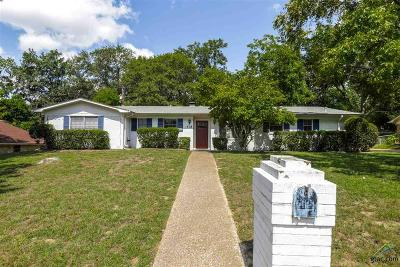 Tyler Single Family Home For Sale: 718 David Dr.