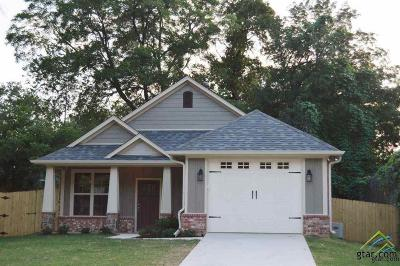 Tyler Single Family Home For Sale: 1815 Knob Hill
