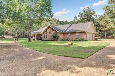 Holly Lake Ranch Single Family Home For Sale: 985 Greenbriar