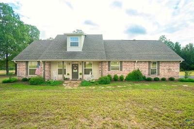 Upshur County Single Family Home For Sale: 283 Pintail