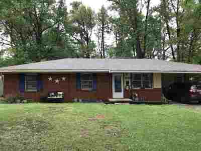 Longview Single Family Home For Sale: 303 Shamrock