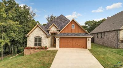 Tyler Single Family Home For Sale: 768 Hampton Hill Dr.