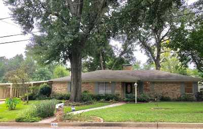 Tyler Single Family Home For Sale: 3004 Tower Dr.