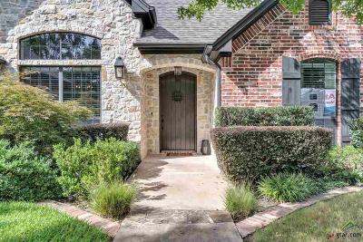 Tyler Single Family Home For Sale: 8425 Castleton