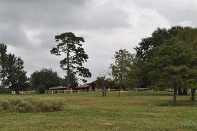 Quitman Farm For Sale: 1336 Fm 69